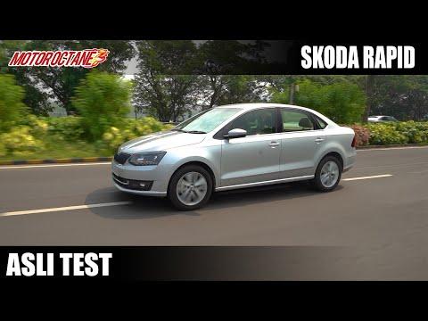 Skoda  Rapid Asli Test - Surprise Package