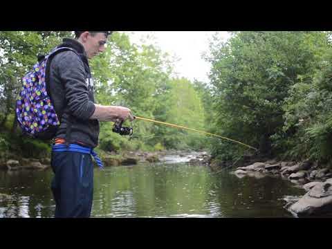 Clear Water Creek Fishing - Northern Ireland
