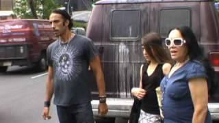 Lourdes With Carlos & Maria Leon