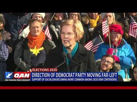Socialist policies increasingly popular among Democrat presidential candidates