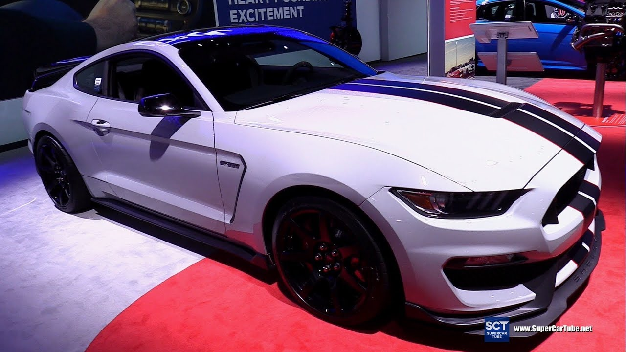 2018 ford mustang shelby gt350r exterior and interior walkaround 2017 la auto show