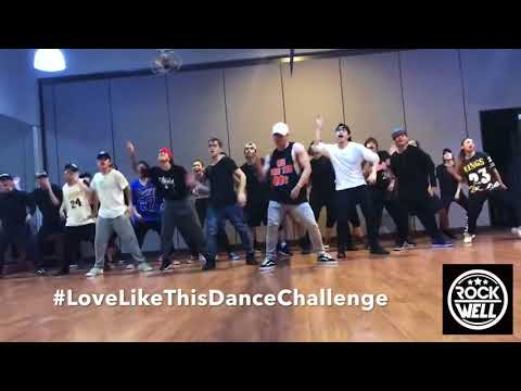 Rockwell   Love Like This Dance Challenge