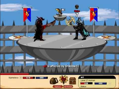 Dragonfable: Doom Knight