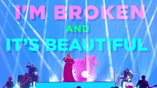 Kelly Clarkson Broken Beautiful from the movie UglyDolls Billboard Music Awards Performance.mp3