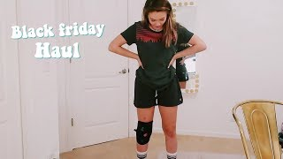 Black Friday shopping haul! Try-on 2018 | Emma Marie