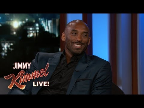 Kobe Bryant on Retirement & Daughters