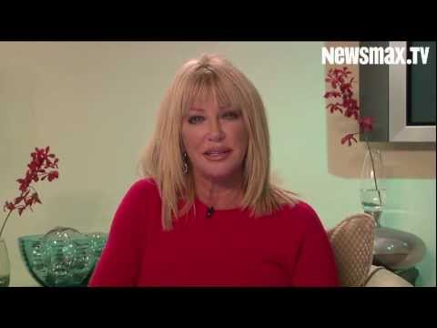 Suzanne Somers: Birth Control Pills May Have Caused My Breast Cancer
