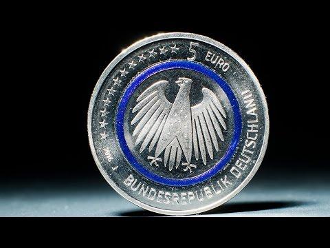 Neue Fünf Euro Münze Youtube