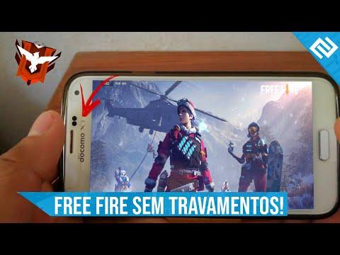 ADEUS LAG! COMO JOGAR FREE FIRE SEM TRAVAR EM QUALQUER CELULAR ANDROID (2020) | M. V .S Tutoriais