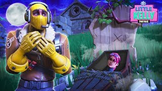 RAPTOR HAS TO KILL LITTLE KELLY - Fortnite Short Film