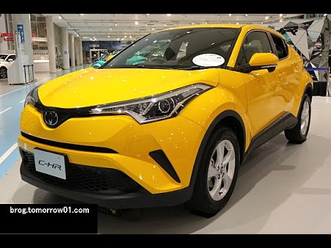 toyota c hr s t yellow youtube. Black Bedroom Furniture Sets. Home Design Ideas