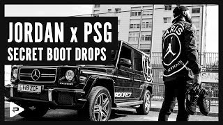 Delivering Jordan x PSG Football Boots in Custom Mercedes G63 AMG! Pro:Direct Boot Drops