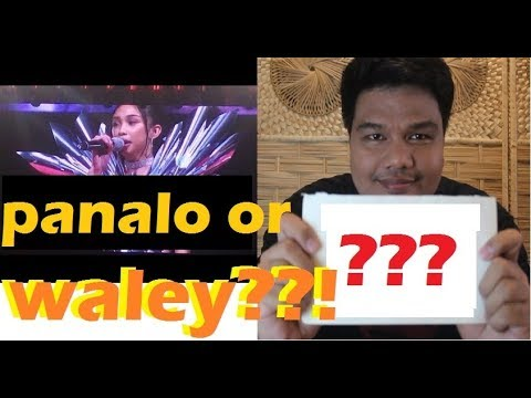 REACTION VIDEO- MAYMAY's GRAND PERFORMANCE AT VICE GANDA FOR ALL CONCERT