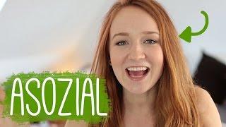 Ich bin asozial - Probleme eines introvertierten Menschen - Social Movie Night| Mirellativegal