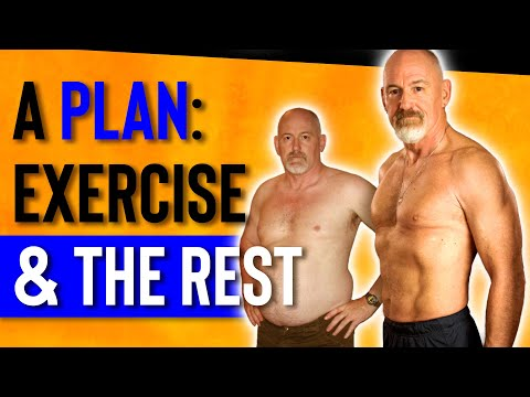 Build An Exercise And Nutrition Plan For Fat Loss And Muscle Gain | Exercise And Aging