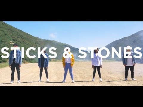 CASS  Sticks & Stones Dance Video