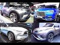 TOP 6 CONCEPT SUVs 2016, 2017 Toyota CH-R, Infiniti QX, JAC SC5, Changfeng CS9, Trumpch, SouEast DX