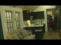 Clayton Homes CEO gives a walkthrough of the 'tiny' home