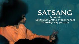 Download 30 May 2019 : Divine Satsang Live From Muddenahalli Mp3 and Videos