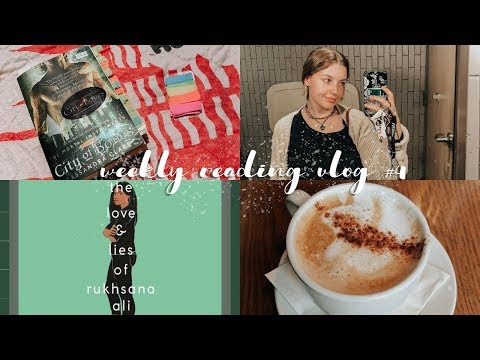 Reading A 1 Star Book | Weekly Reading Vlog #4