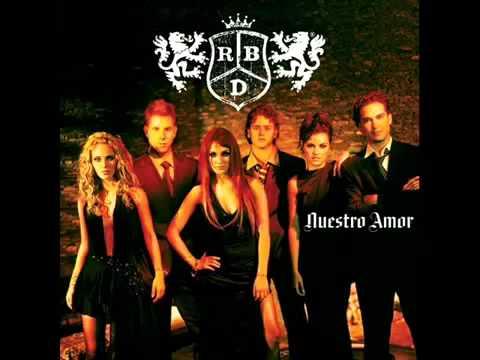 RBD, ALBUM NUESTRO AMOR