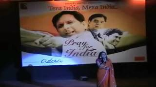 Pray for India Launch Nite (Part 1) (+Lyrics By DR) HD.mp4