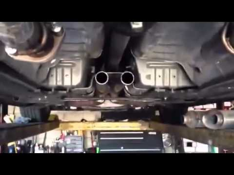 2012 Dodge Charger R T Straight Pipe Start Up Exhaust