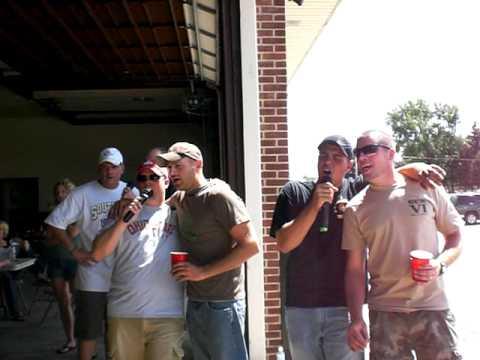 American Soldier Karaoke