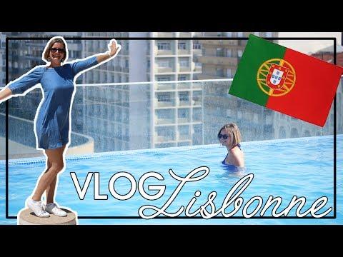 VLOG LISBOA : 3 jours pour visiter Lisbonne