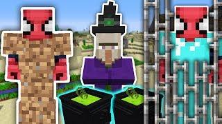ZENGİN VS FAKİR ÖRÜMCEK ADAM #36 - Fakir Zengini Kurtardı mı? (Minecraft) Video