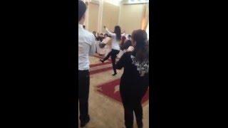Xan reqs qrupu-Ritm nagara / Qizlarin ritm reqsi