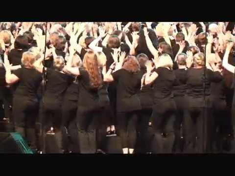 Download Corus Choir at the Helix 26 May 2017 - 'I wanna be like you'