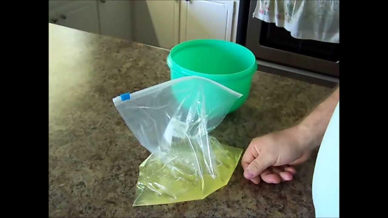 How to make liquid castile soap from bar castile soap