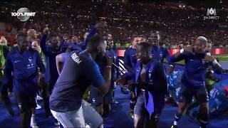 Célébration stade de France