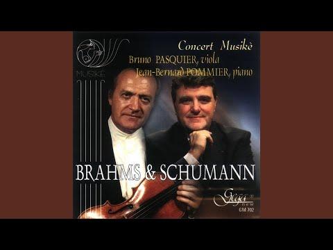 JOHANNES BRAHMS - SONATA OP. 120, No. 1 - Allegro appassionato