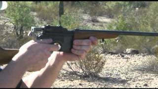 Mauser Showdown at the Range - C96, Carbine, and Schnellfeuer
