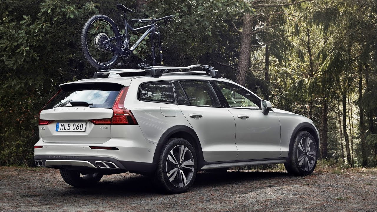 Volvo V60 Cross Country >> 2019 Volvo V60 Cross Country Exterior Interior And Drive