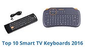 Trust SmartTV Sento Wireless Keyboard for Samsung SmartTV - YouTube 1982d8fceb59a