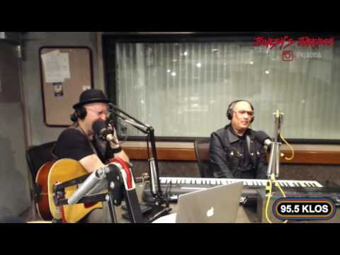Mike Garson & Scrote with a David Bowie Announcement on Jonesy's Jukebox