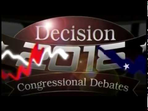 10th Congressional Debate WVIA 11 1 16