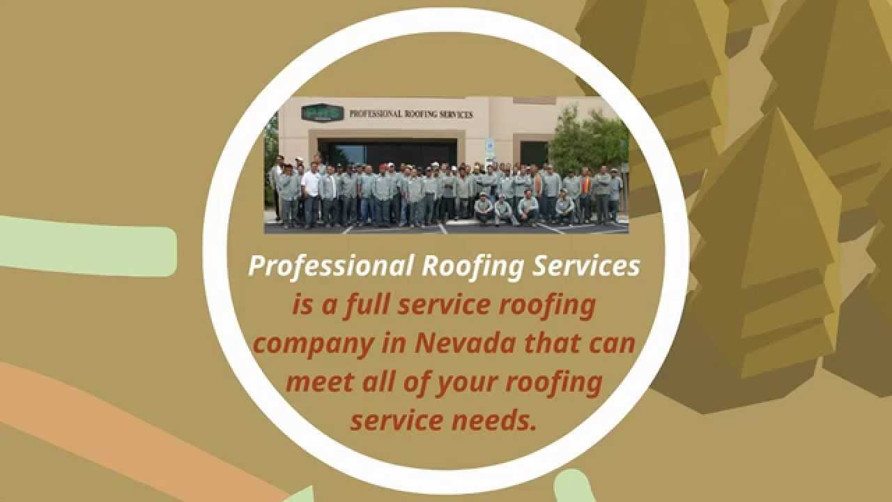Roofers Las Vegas | Professional Roofing Services
