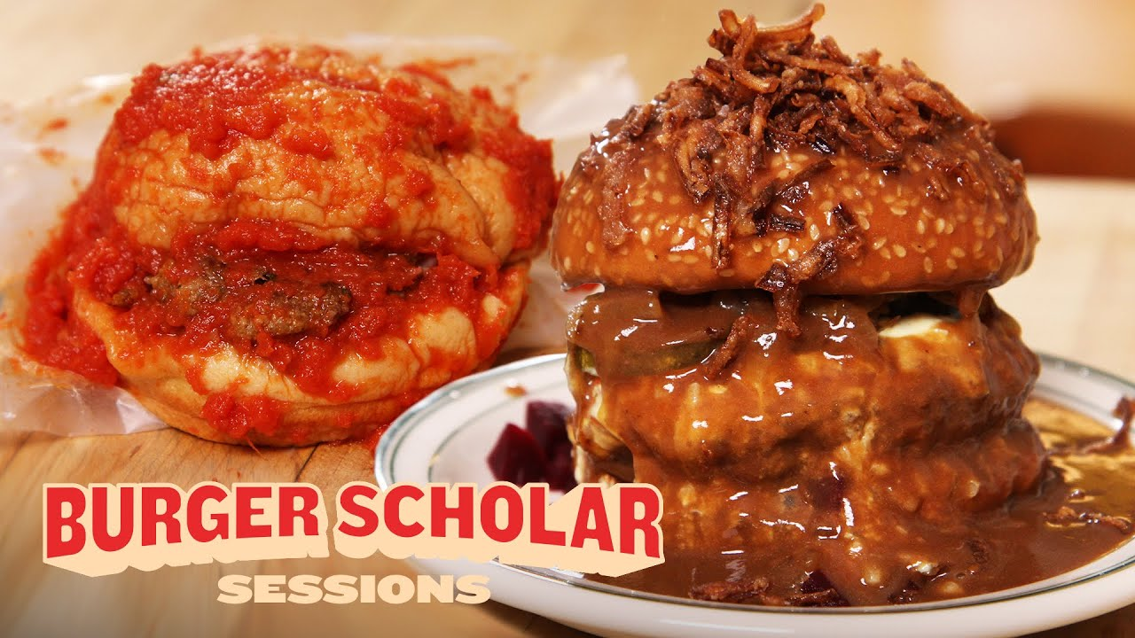 """Download How to Make a """"Gravy Burger"""" and a """"Wet Burger""""  