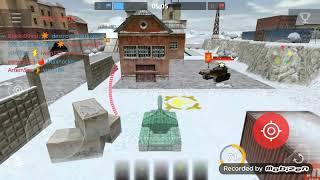Почав грати гру на андроїд танки онлайн