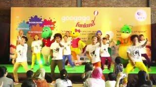 "Si Komo Show ""Bernyanyi & Bergembira Bersama Si Komo"" at Googaga Fun Land 30 -31 Januari 2016"