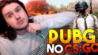 PUBG NO CS:GO ! NOVO MODO JOGO :D
