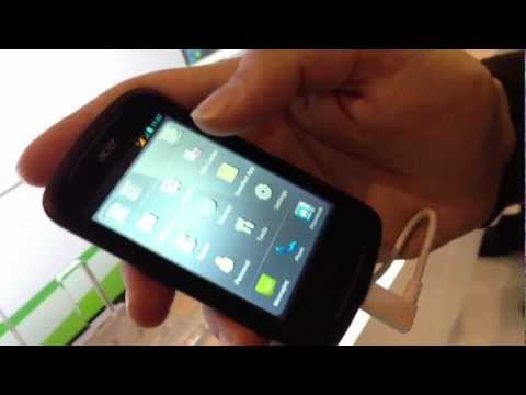 Acer Liquid Z2 Hands-on - MWC2013