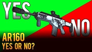 Video Yes or No: AR160 Weapon Review - Battlefield 4 (BF4) download MP3, 3GP, MP4, WEBM, AVI, FLV September 2018