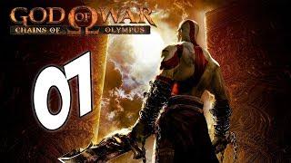 [FR] #7 Let's play God of War: Chains of Olympus - Les Champs Élysées