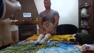 Tratamento de Paralisia Cerebral Infantil- resultados inacreditáveis a 10º consulta