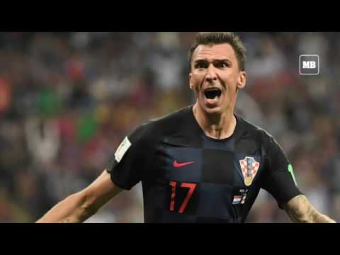 Mandzukic fires Croatia past England to World Cup final